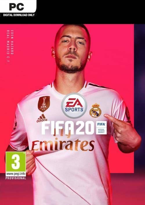 FIFA 20 PC (EN version only) £40.99 CDKEYS