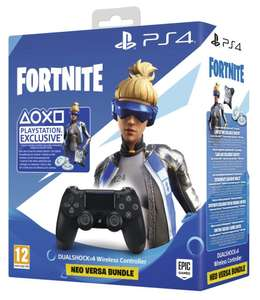 PS4 controller with Fortnite content £34.99 with free next day delivery at Game