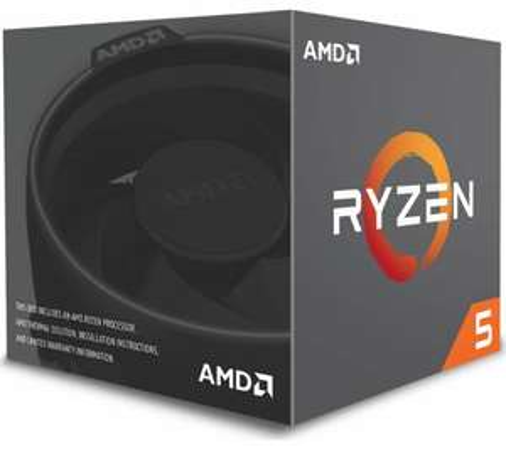 AMD Ryzen 5 2600 3.4GHz Hexa Core (Socket AM4) CPU, £107.10 at Currys ebay with code