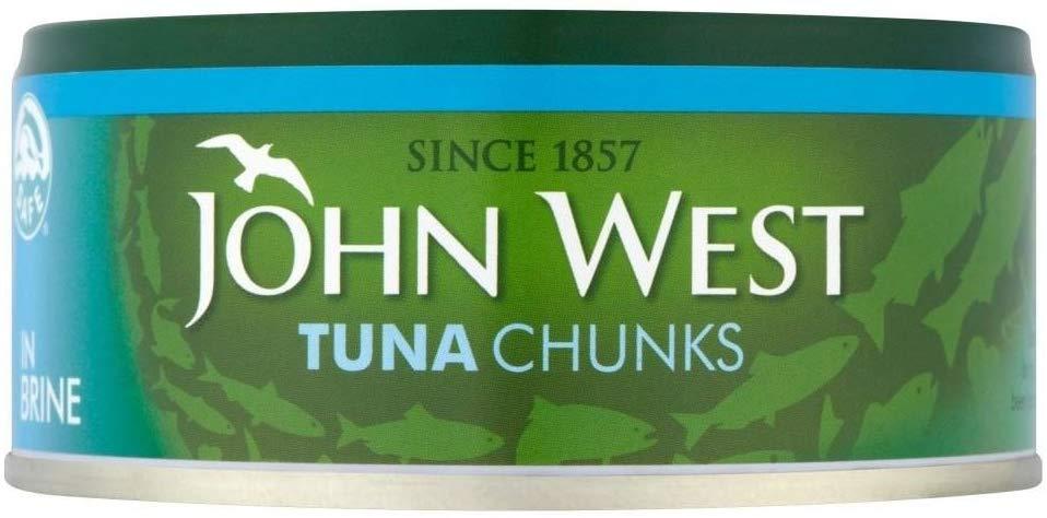 John West Tuna Chunks in Brine 6 pack only £2 @ Asda in-store
