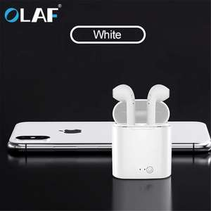OLAF i7s Bluetooth Earphone Mini Wireless Earbud £2.64 Delivered using code @ Gearbest