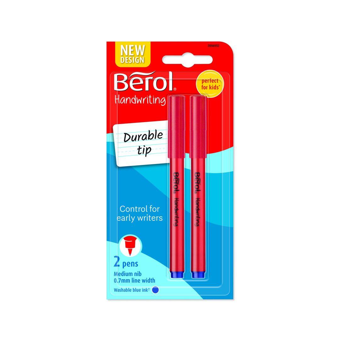 Berol Handwriting Pen Pack of 2 50p @ Tesco (Woodford Bridge)
