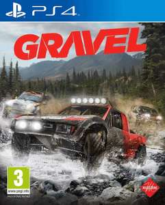 Gravel (New) PS4 £5.95 @ The Game Collection