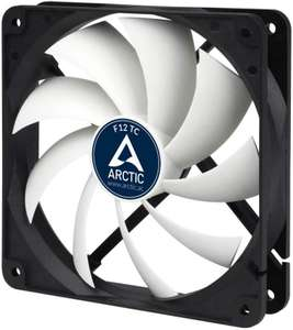 ARCTIC F12 TC - Temperature-Controlled 120 mm Case Fan, £1.97 at Amazon (Add-on item)