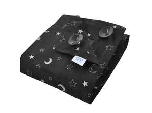 The Gro Company Stars and Moons Gro Anywhere Portable Blackout Blind with Suction Cups - £15.99 @ Amazon (£20.48 non-Prime)