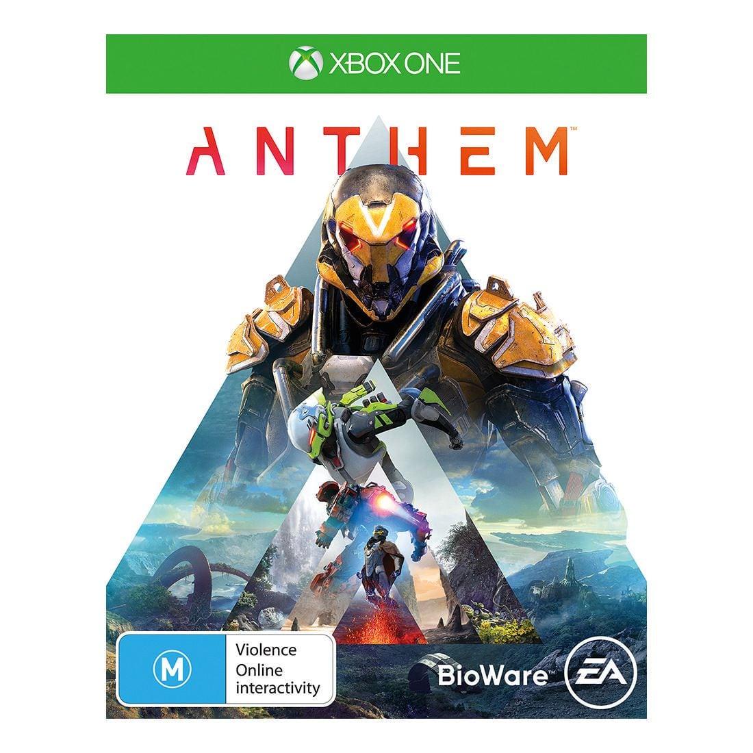 Anthem Xbox One £9 at Asda instore