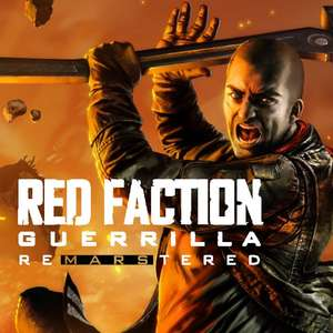 [Steam] Red Faction Guerrilla Re-Mars-tered PC - £3.74 @ Steam Store