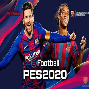 PES 2020 (eFootball) PC - Digital Copy - £28.18 with code @ Gamivo