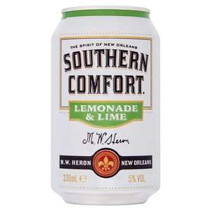 Rugby Special 20 John Smiths Original 20 Pot Noodle free can of Southern Comfort Lemonade & Lime £18.75 Prime / +£4.49 non Prime @ Amazon