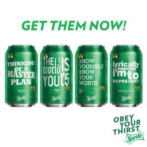 Sprite/Sprite Zero 6×330ml cans only £1.50 @ Jack Fultons instore
