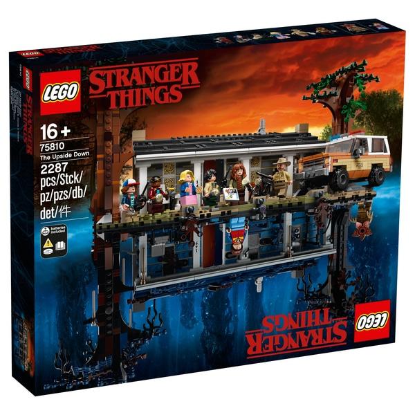 LEGO 75810 Stranger Things The Upside Down £149.99 @ Smyth's instore