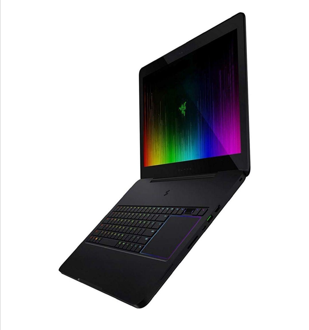 Razer Blade Pro 17 4K Touch - Intel i7-7820HK, 32GB RAM, 512GB SSD, NVIDIA GeForce GTX 1080 now £1579.48 @Amazon