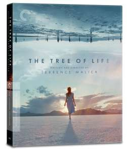 The Tree of Life - Criterion Collection 2 Disc Blu-Ray - £14.99 @ Zoom