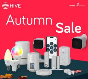 Hive Autumn Sale - Up To 25% Off Selected Items