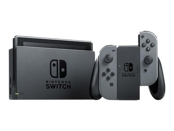 Nintendo Switch HW - Grey Console  @ BT Shop - £219