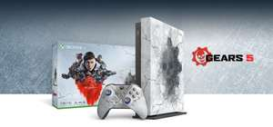 Xbox One X Gears 5 Limited Edition 1TB console £359.99 with code @ Argos / Ebay