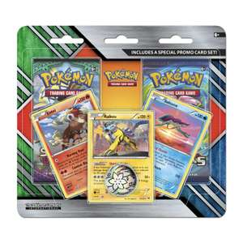 2 Pack Pokémon Cards - £1.12 Instore @ Tesco Colney Hatch
