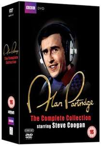 Alan Partridge complete collection DVD used £3.19 delivered @ Music Magpie