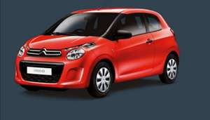 Pre Reg Citroen C1 1.0 VTi Touch 72hp 3 Door (with delivery miles) @ £7,323 @ Pentagon Motor Group