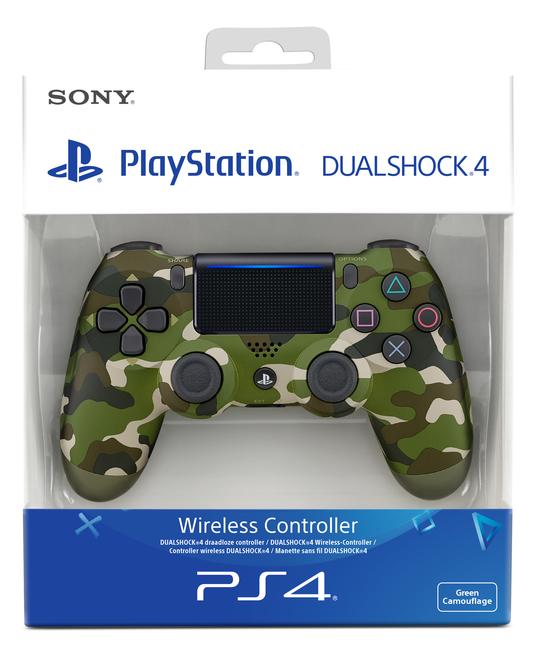 DualShock 4 Controller V2 (Camo, Red, Blue, White, Black) £33.85 Delivered @ ShopTo
