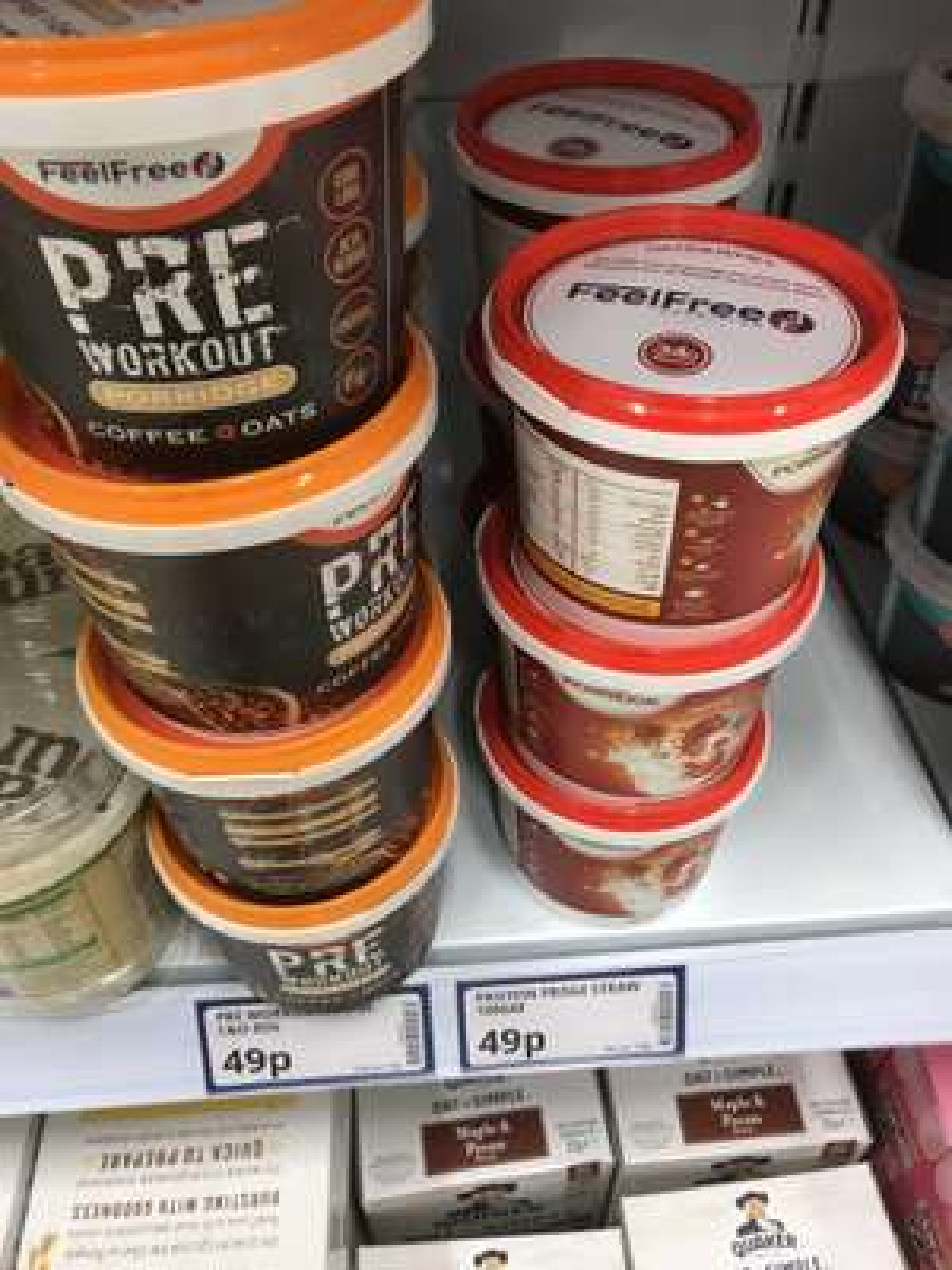 Protein Porridge - 49p Instore @ Poundstretcher (Diss)