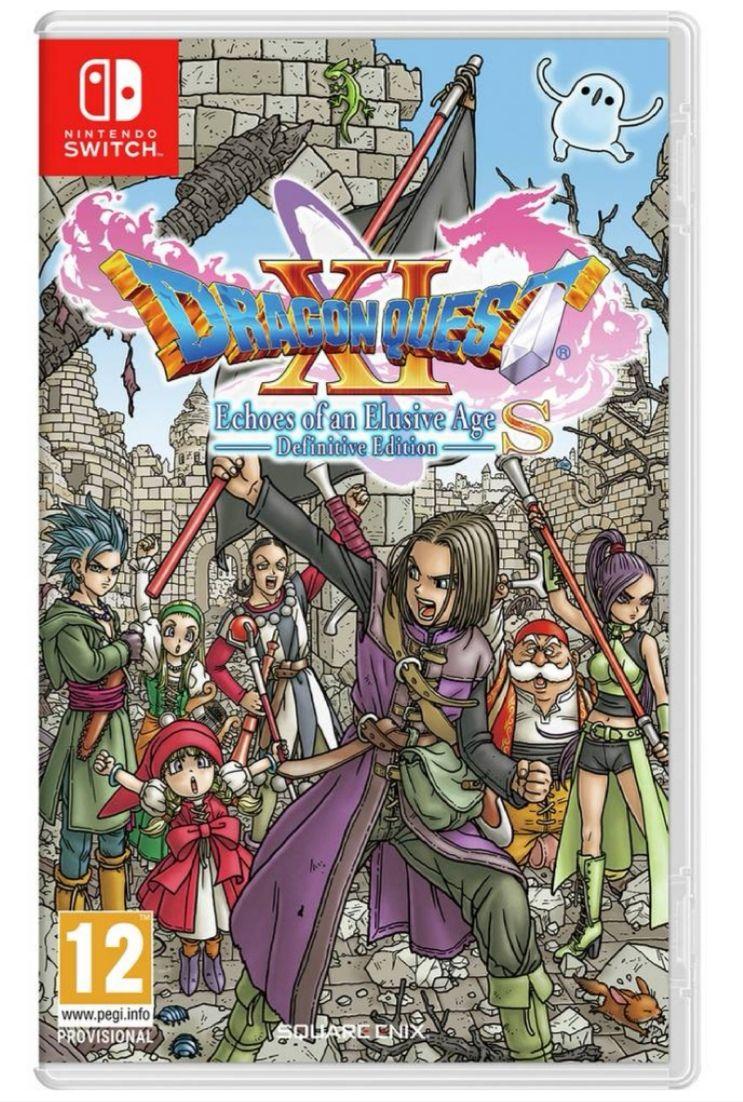 Dragon Quest XI Definitive Edition Nintendo Switch - £39.99 @ Argos