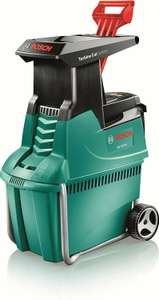 Bosch Shredder AXT 25 TC (Plunger for trimmed material, 53-litre collection box,  230 kg/h, max. cutting capacity) £299 @ Amazon