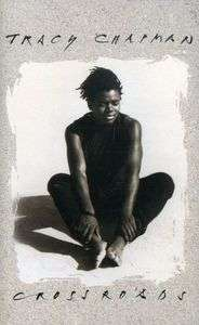 Tracy Chapman - Crossroads [Audio Cassette] 2017 re-release - £3.19 delivered @ WowHD