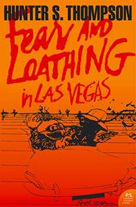 Fear and Loathing in Las Vegas (Kindle edition) 99p on Amazon