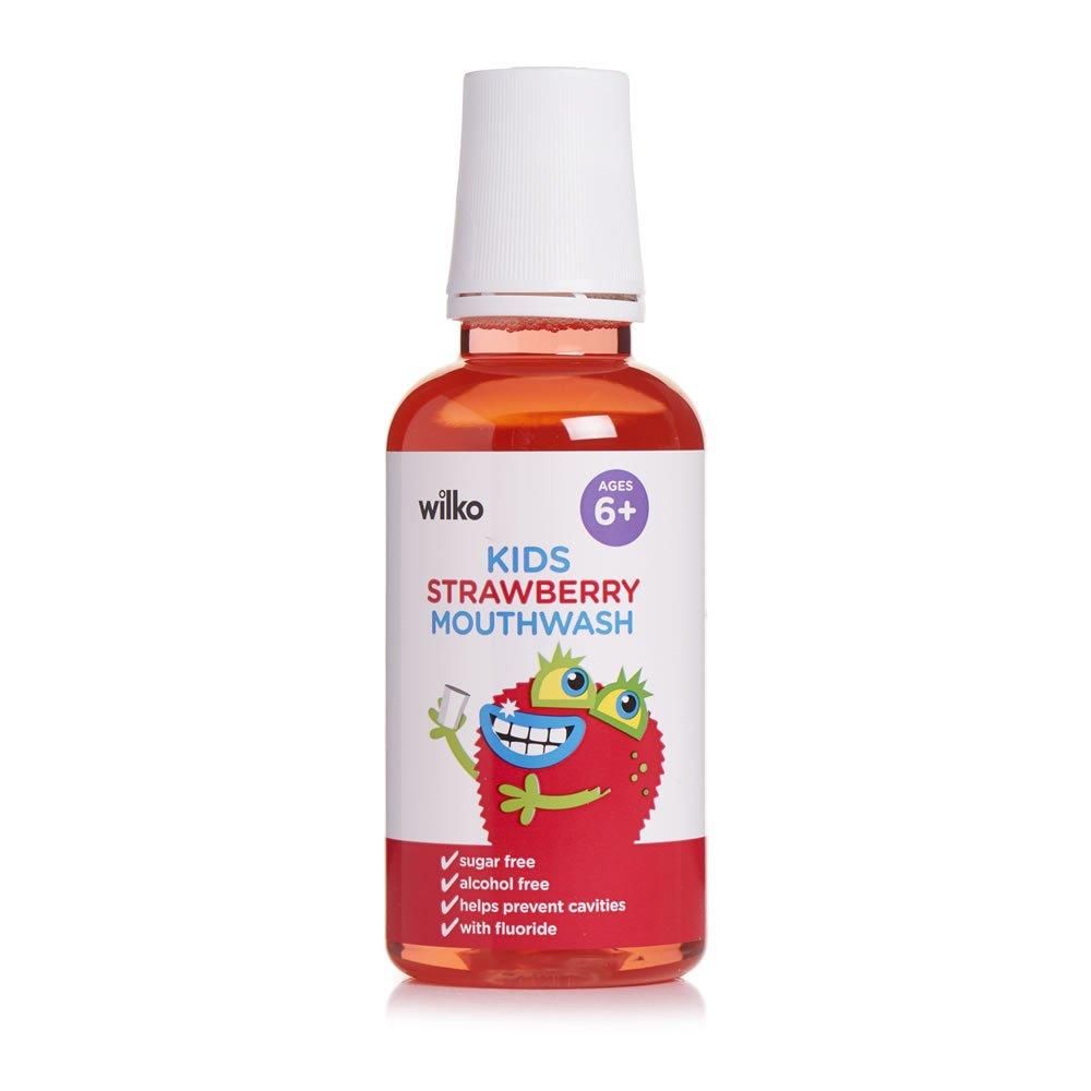 Kids strawberry mouthwash 10p instore Wilko (Tottenham Hale)