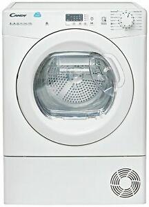 Candy CSH82LE 8KG Heat Pump Condenser Tumble Dryer - White £283.49 @ Argos / Ebay