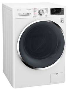 LG F4J8FH2W 9KG / 6KG 1400 Spin Washer Dryer - White with 5 Year Warranty £404.99 delivered with code @ Argos