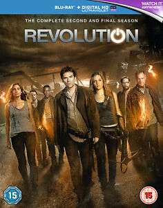 Revolution - SE2 2014 Region Free Blu-ray £9.99 at ebay/EntertainmentStore