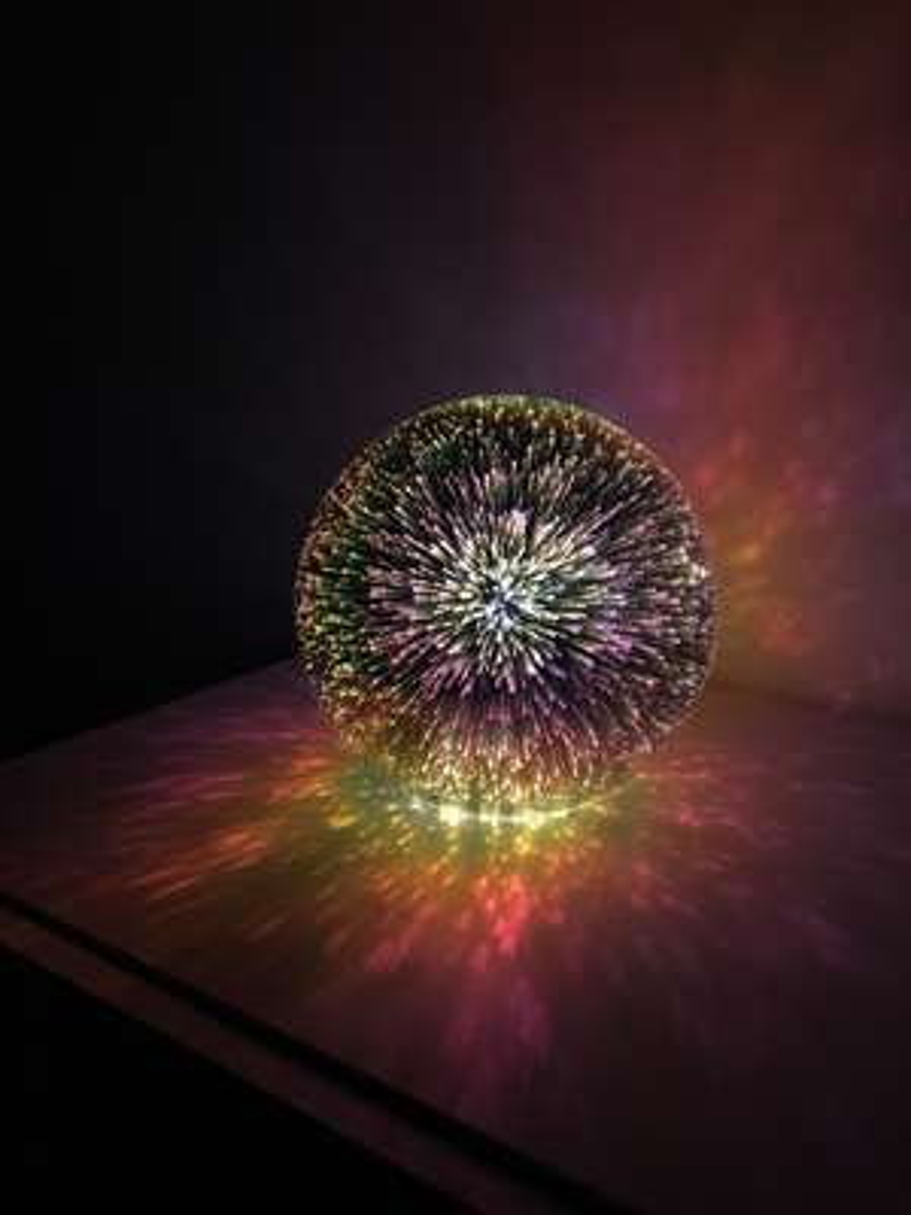 Oberon Holographic Table Light £60 @ John Lewis & Partners