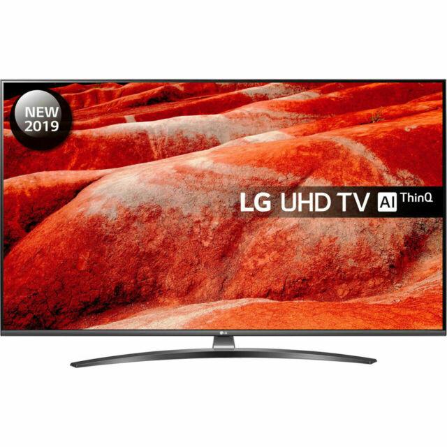 LG 55UM7660PLA UM7660 55 Inch TV Smart 4K Ultra HD LED Freeview HD and Freesat £449.1 @ AO.com eBay