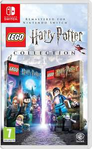 LEGO Harry Potter Collection (Nintendo Switch) £15.49 @ Sainsbury's (Salford )
