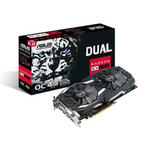 ASUS Radeon RX 580 Dual 4GB Graphics Card £125.99 at CCL / eBay