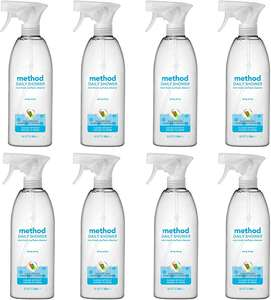 Method Daily Shower Spray Ylang Ylang 828 ml (Pack of 8) £12.80 @ Amazon (+£4.49 NP)