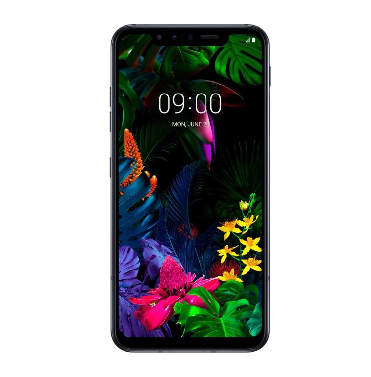 LG G8s ThinQ 128GB Dual Sim (Unlocked) - Mirror Black Smartphone £395 @ Wowcamera