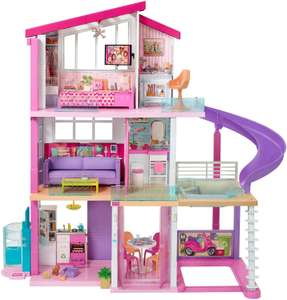 Barbie Estate Dreamhouse Adventures Large Three-Story Dolls House £179.99 @ Amazon