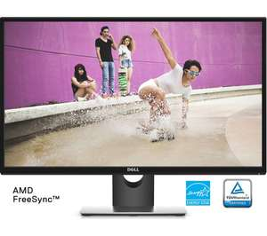 """DELL SE2717H Full HD 27"""" LED Monitor for £116.10 delivered @ Currys eBay (+3yrs guarantee)"""