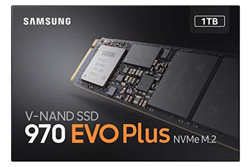 Samsung SSD 970 EVO Plus 1TB M.2 £171.12 @ Amazon Germany (£165 w/Fee Free card)