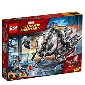 Lego Marvel Super Heroes Ant Man and The Wasp Quantum Realm Explorer 76109 £13 @ ASDA (Anlaby)