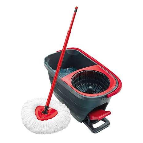 Vileda Turbo Smart spin mopping system £16.66 @ Sainsburys instore