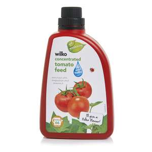 Concentrated Tomato Feed  @ Wilko for 35p