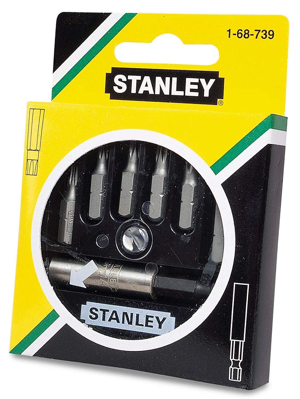 Stanley Magnetic Bit Set 7 pieces - £2.25 @ Wilko (instore)
