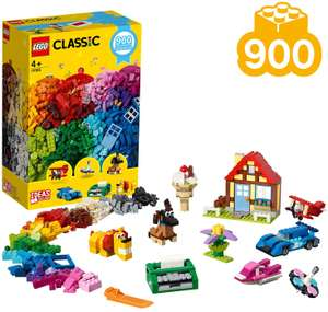 LEGO 11005 900pcs Classic Creative Fun Building Kit £18 @ Tesco (Ashford Park Farm )