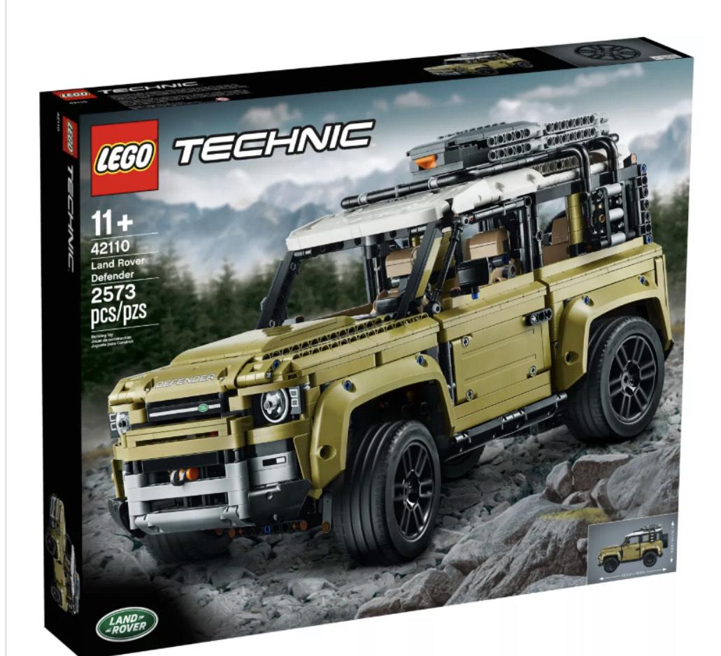 Lego Technic Land Rover Defender 42110 £143.99 @ Firestorm Games