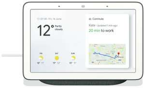 Refurbished Google Home Hub Smart Speaker with Google Assistant £64.79 @ Argos eBay