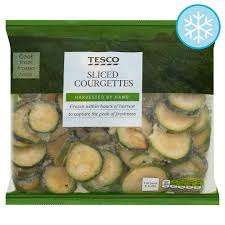 Frozen Sliced Corguettes 26p @ Tesco (Batley)